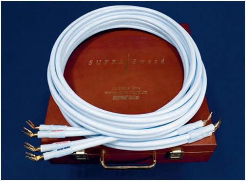 Supra Sword Pair 2x2m, Lautsprecherkabel - hifi-zubehoer 24