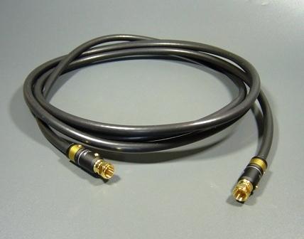 viablue tvr silver 120 db sat kabel versilbert hifi zubehoer 24. Black Bedroom Furniture Sets. Home Design Ideas