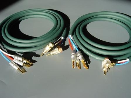 Furutech µ-4.1T Bi-Wire Lautsprecherkabel 2x3m - hifi-zubehoer 24