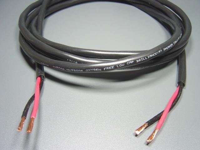 Belden Lautsprecherkabel OFHC Meterware Meterware 2x2,5²